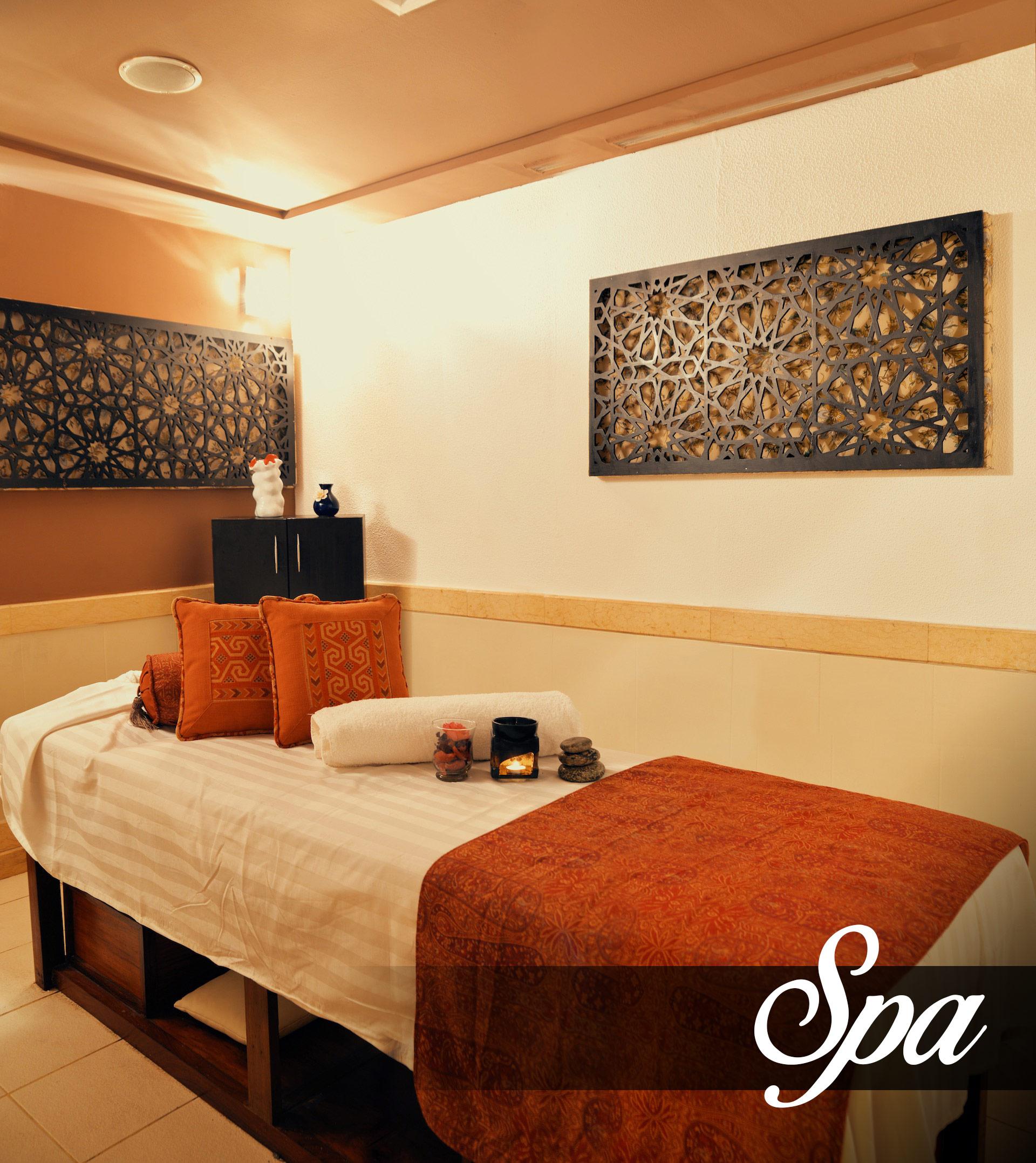Spa – Park Lane Hotel